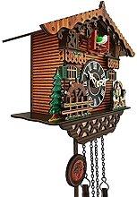 Pendules à coucou Coucou Vintage Horloge murale,