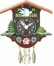 Pendulette en miniature de la Forêt Noire maison