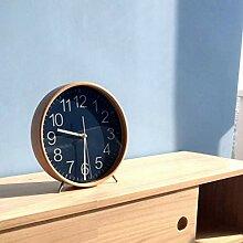 Pendulettes de Bureau Home Horloge Salon de Salon