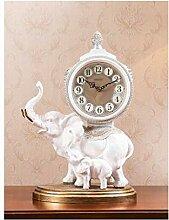 Pendulettes de Bureau Horloge de Bureau créative