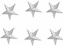 pentagramme Abat-jour 3d étoile en papier