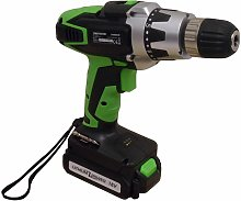 Perceuse visseuse 18V - Lithium - 2vit - BMC