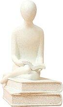 perfk Statue Humaine Abstraite résine Sculpture