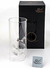 Peri GLASS - 1204 Lampe à Huile Photophore en