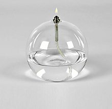 Peri GLASS - 1243 Lampe à huile ronde en verre GM
