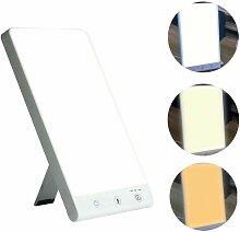 Perle rare Lampe de photothérapie double couleur