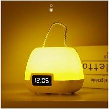 Perle rare LED lampe de bureau rechargeable