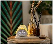 Perle rare Thermomètre plus petit réveil