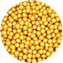 Perles naturelles de 6 mm sans gluten et sans OGM.