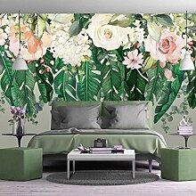 Personnalisé Moderne Art Plante Fleur Feuille