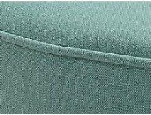 Petit fauteuil crapaud SAVEA en tissu - Vert