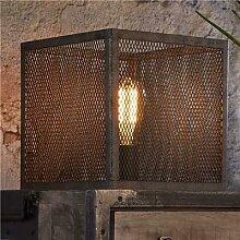 Petit lampe industrielle en métal CASEY