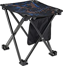 Petit Tabourets Pliant Camping Portable, Mini