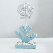 Petite décoration méditerranéenne en résine