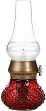 Petite Lampe à Kérosène Lampe à LED Créative