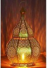 Petite Lanterne marocaine en métal Anaram 32cm