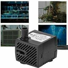 Petite pompe Aquarium Fish Tank fontaine pompe de