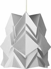Petite suspension origami design en papier