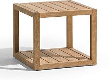 Petite table basse en teck SIENA de Manutti