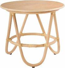 Petite table d'appoint Titou - Beige