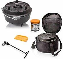 Petromax ft3 Kit de démarrage pour marmite avec