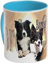 Pets-easy Mug personnalisé Border Collie Agility
