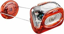 Petzl 141142 Lampe frontale, Rouge