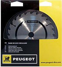 Peugeot Outillage 801320 Lame à pastilles carbure