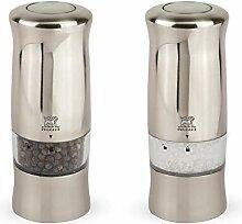Peugeot Zeli Duo de moulins à poivre et sel