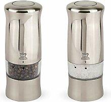 Peugeot Zeli Electric Salt & Pepper Mill Se