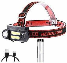 Phare Super Bright LED Phare COB Lampe de travail
