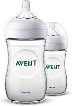 Philips AVENT Biberon natural plastique 260 ml