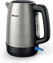 Philips HD9350/90 Bouilloire parois métal, 2200W,
