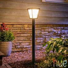 Philips Hue Econic Borne lumineuse à LED RVBB,