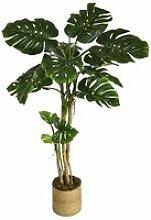Philodendron artificiel, idéal pour la