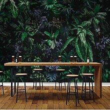 Photo personnalisée murale 3D forêt tropicale