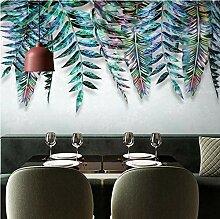 Photo Personnalisée Murale 3D Plante Tropicale
