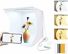 Photo Studio Light Box LED Mini Portable Photo