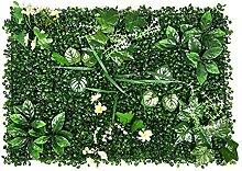 Phrat 60x40cm Haie Artificielle Plante Verte