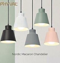 PHYVAL – lampe suspendue moderne Nodric,