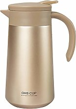 Pichet Isotherme Thermos Sous Vide Isolé, Carafe