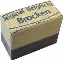 Pierre à aiguiser belge - bout à pâte 1.5 x 3 cm