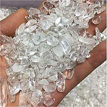 Pierre Pierre de quartz transparent brillant en