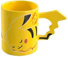 Pikachu – tasse en céramique jaune Pokemon,