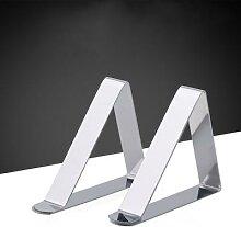 Pinces à linge de Table durables en acier