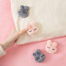 Pinces pour couette, couvertures et draps