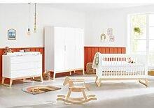 Pinolino Chambre évolutive enfant : lit, commode