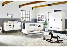Pinolino Chambre pour enfant avec lit évolutif,