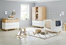 Pinolino Chambre pour enfant avec lit évolutif +