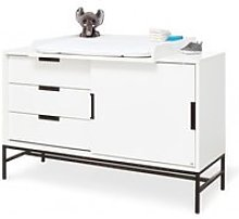 Pinolino commode a langer steel extra large 130072X